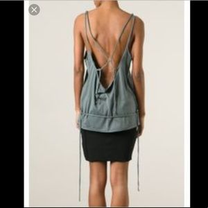Isabel marant strappy tank top.